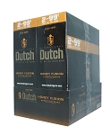 Dutch Masters Cigarillos Foil 2/99 Honey Fusion 30/2PK