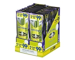 White Owl Cigarillos Foil Fresh White Grape Pre-Priced