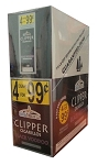 Clipper Cigarillos Black Voodoo 15/4PK