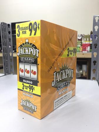 Jackpot Mango Cigars