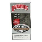 Backwoods Black N Sweet Aromatic Cigars 8/5PK  (LIMITED QUANTITIES AVAILABLE, PLEASE CALL AHEAD BEFORE ORDERING)