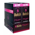 Dutch Masters Cigarillos Foil 2/99 Berry Fusion 30/2PK