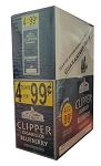 Clipper Cigarillos Blueberry 15/4PK