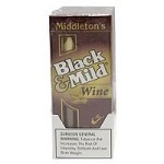 Black & Mild Wine Cigars 10/5PK