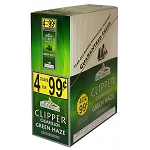 Clipper Cigarillos Green Haze 15/4PK