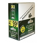Clipper Cigarillos Kush 15/4PK