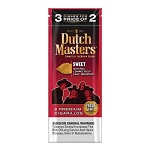 Dutch Masters Cigarillos Foil Sweet 20/3PK