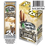 Double Platinum Blunt Wrap French Vanilla 25/2X