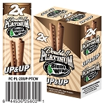 Double Platinum Blunt Wrap UP & UP 25/2PK