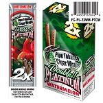 Double Platinum Blunt Wrap Watermelon 25/2PK