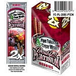 Double Platinum Blunt Wrap Berries 25/2PK