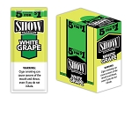 Show Cigarillos Foil White Grape 15/5PK