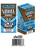 Show Cigar Wrap Blue Palma 25/3PK