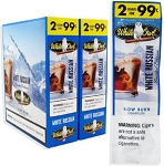White Owl Cigarillos Foil Fresh White Russian