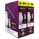 White Owl Cigarillos Foil Fresh Grape