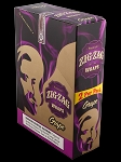 Zig Zag Cigar Wrap Grape 25/2PK