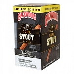 Backwoods Dark Stout Cigars 8/5PK  (LIMITED QUANTITIES AVAILABLE, PLEASE CALL AHEAD BEFORE ORDERING)