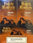 Dutch Masters Cigarillos Foil Fire Cask 20/3PK
