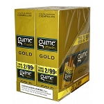 Game FoilFresh Cigarillos Gold (Honey) Pre-Priced