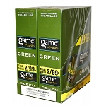 Game FoilFresh Cigarillos Green Pre-Priced