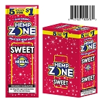 Hemp Zone Cigar Wrap Sweet 15/5PK