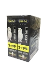 White Owl Cigarillos Foil Fresh Black Sweets Pre-Priced