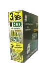 Good Times #HD Green Sweet Cigarillos 15/3PK