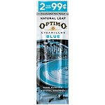 Optimo Cigarillos Foil Pack Blue Pre-Priced 30/2PK