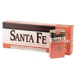 Santa Fe Filtered Cigars Sweet Strawberry