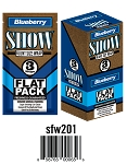 Show Cigar Wrap Blueberry 25/3PK