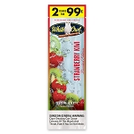 White Owl Cigarillos Foil Fresh Strawberry Kiwi Pre-Priced