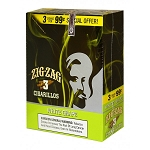 Zig Zag Cigarillos White Grape 15/3PK