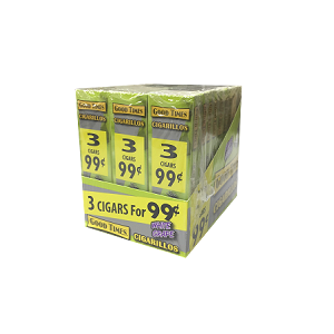 Good Times Pack White Grape 30/3PK