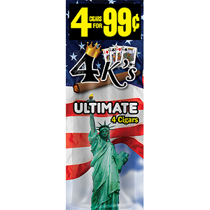 4k's Ultimate Cigarillos 15/4PK