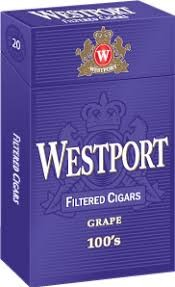 Westport Filtered Cigars Grape