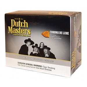 Dutch Masters Corona Deluxe Cigars 55CT Box