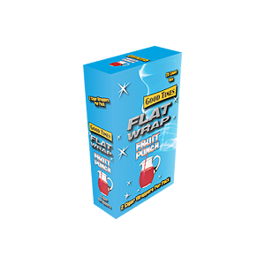 Good Times Flat Wrap Fruit Punch 25/2PK