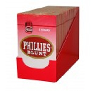 Phillies Blunt Cigars Strawberry 10/5PK