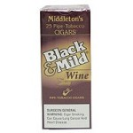 Black & Mild Wine Cigars 25CT Box