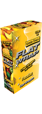Good Times Flat Wrap Passion 25/2PK