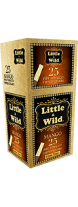 Good Times Little n Wild Mango Cigar 25CT Box