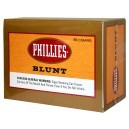 Phillies Blunt Cigars Natural 55CT Box