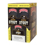 Backwoods Dark Stout Cigars 24/1PK  (LIMITED QUANTITIES AVAILABLE, PLEASE CALL AHEAD BEFORE ORDERING)