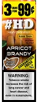 Good Times #HD Apricot Brandy 15/3PK