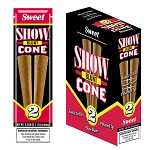 SHOW BLUNT CONE SWEET 15/2PK