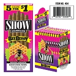 Show Cigarillos Foil Bee Berry 15/5PK