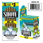 Show Cigarillos Foil Ice 15/5PK