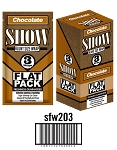 Show Cigar Wrap Chocolate 25/3PK