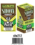 Show Cigar Wrap White Grape 25/3PK