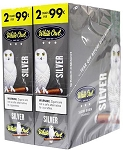 WHITE OWL CIGARRILLOS FOIL FRESH SILVER